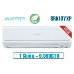 Điều hòa Mitsubishi Heavy 9000BTU 1 chiều inverter SRK10YXP-W5 (NEW 2020)