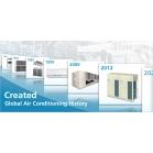 Lịch sử thành lập, phát triển điều hòa không khí hàng đầu thế giới Daikin