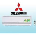 Điều hòa Mitsubishi Heavy SRK/SRC 10CLV-5 (10000BTU, 1chiều, R22, sang trọng)