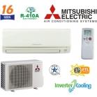 Mã lỗi của Điều hòa Mitsubishi  Electric ông slim và cách sử lý