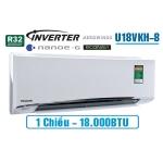 Điều hòa Panasonic 18.000BTU 1 chiều inverter U18VKH-8