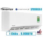 Điều hòa Panasonic NanoeX 9000BTU 1 chiều inverter XPU9XKH-8